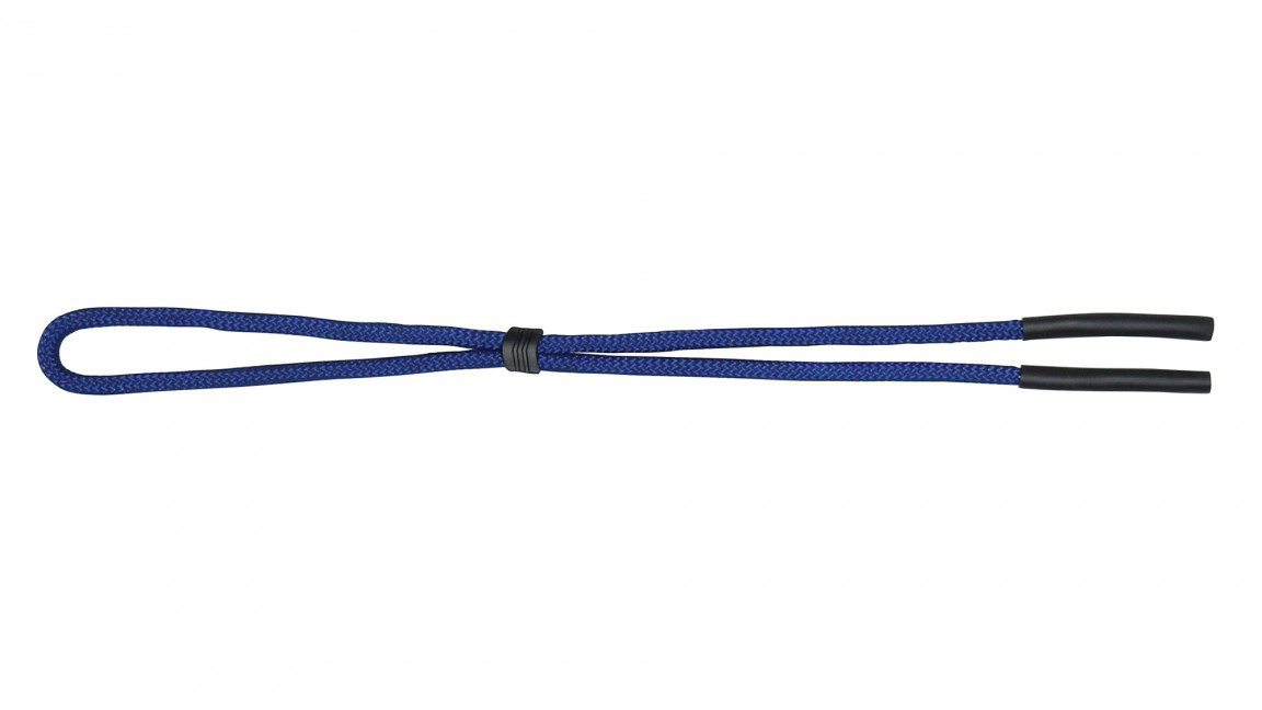 BLUE CORD WITH RUBBER TIP